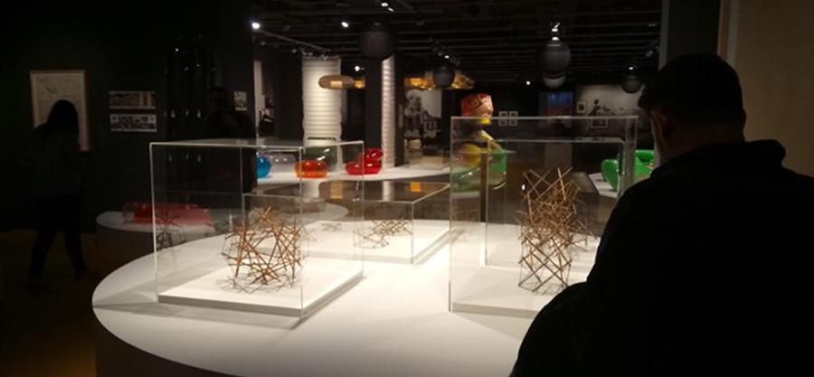 El Pompidou explora la arquitectura con hinchables de los 60-70 en su temporal