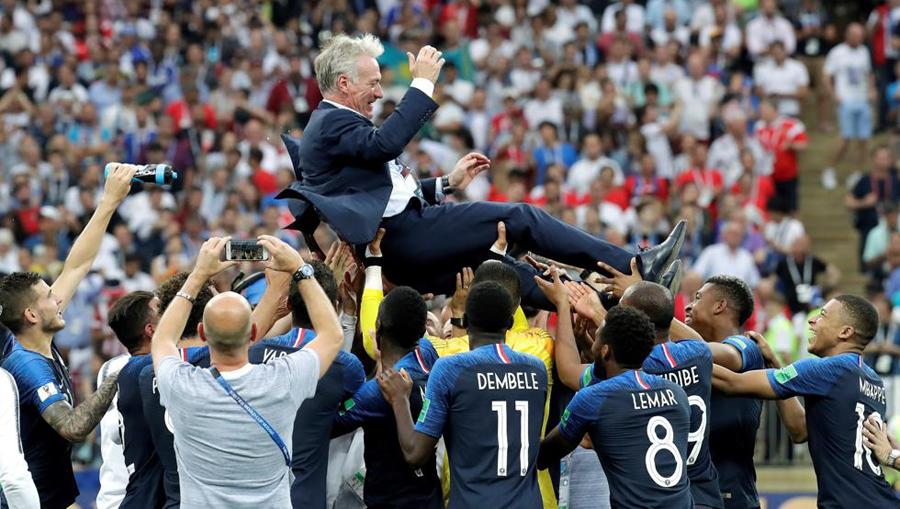 Francia gana el Mundial con la ayuda del VAR
