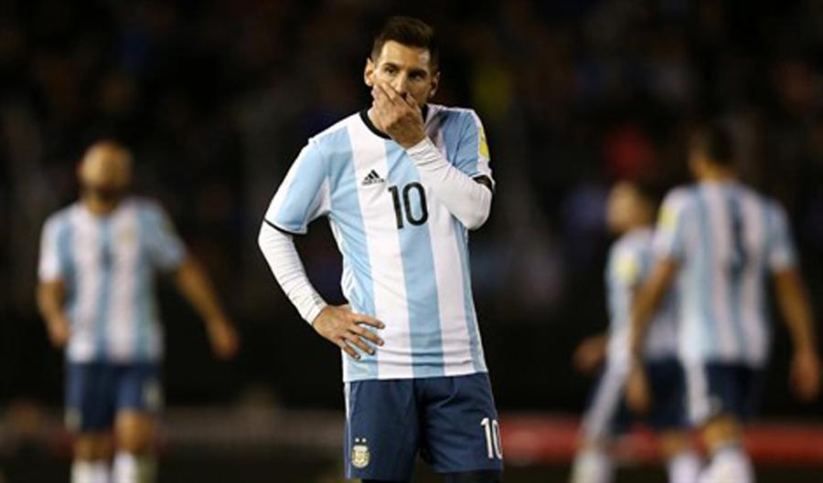 Leo Messi lidera una selección argentina con Dybala y sin Icardi
